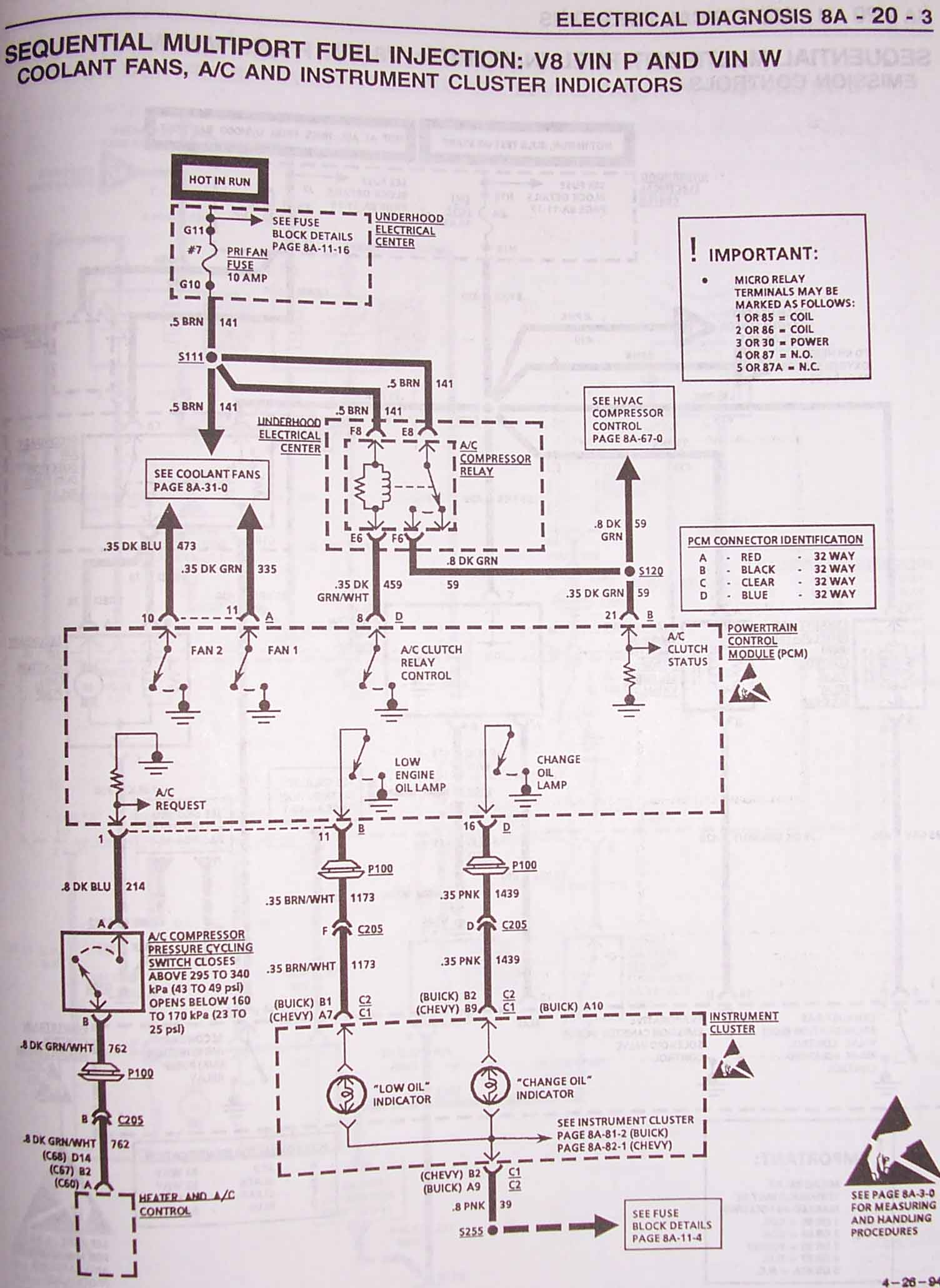 Lt1 Swap Wiring Diagram from lt1swap.com