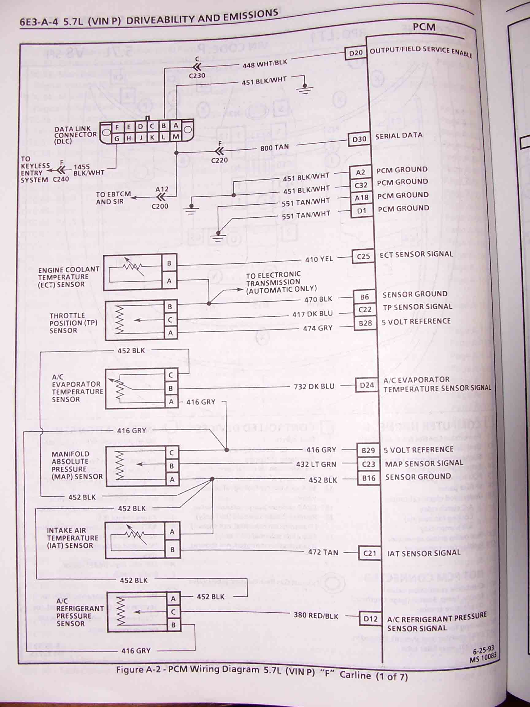 1995 F Body Wire Harness Schematics Lt1 24x Wiring These Are Specifically For 1994 Camaro Firebird 57l However Will Be Very Similar To
