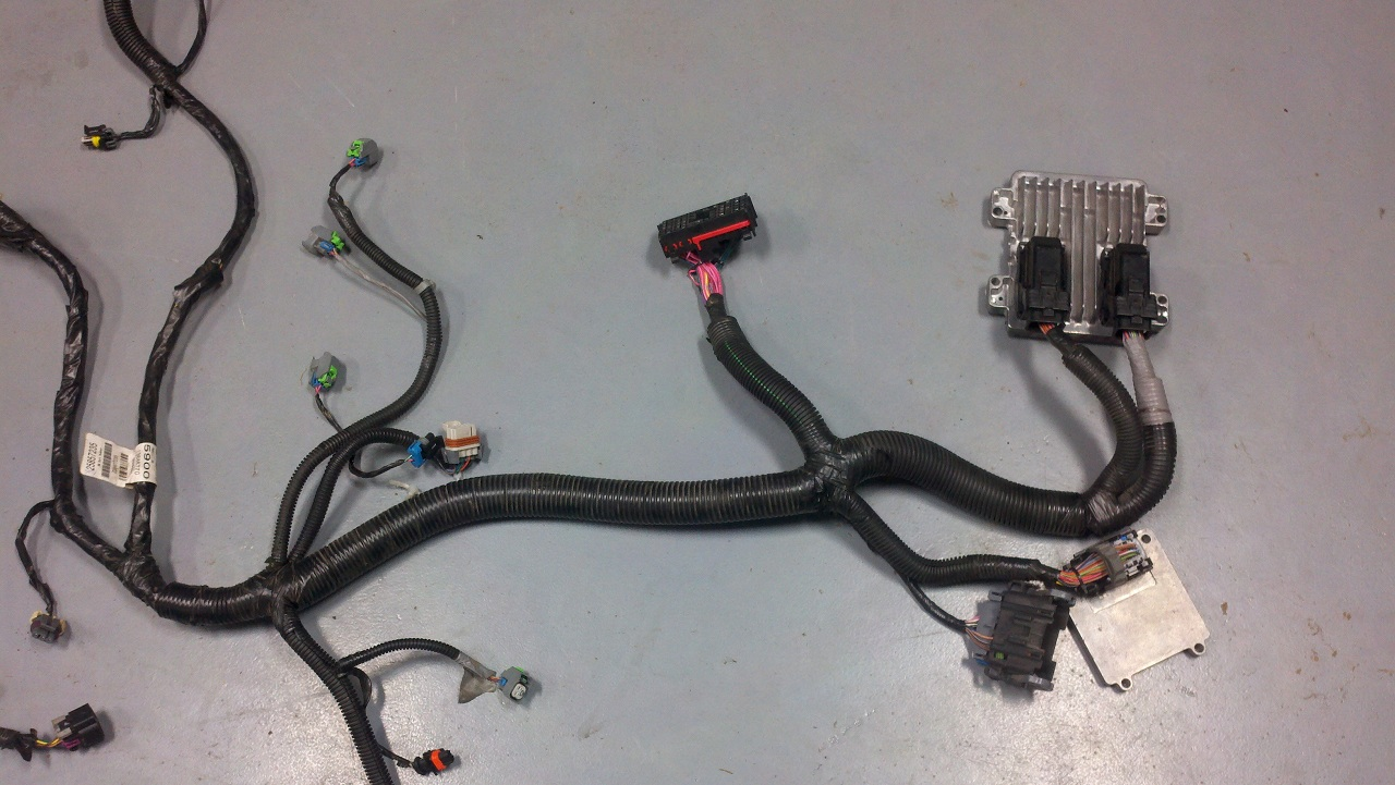 [DIAGRAM_09CH]  Wiring harness information for 2007 up vortec Gen IV truck harnesses | Truck Wiring Harness |  | LT1 Swap