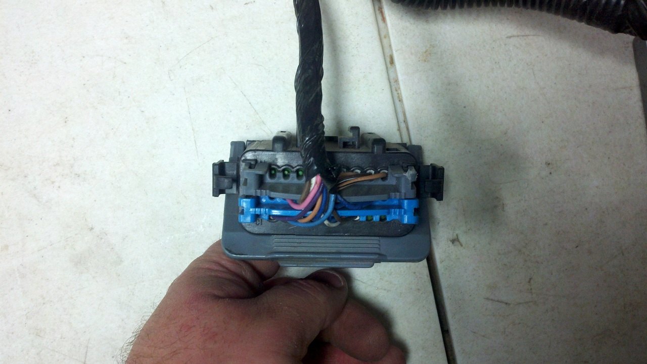 wiring harness information for 2007 up vortec gen iv truck harnesses rh lt1swap com Wiring Harness Connector Plugs Wiring Harness Connector Plugs