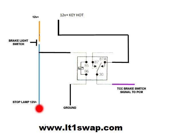 Wiring Harness Information | 97 Silverado Fuel Pump Wire Diagram |  | LT1 Swap