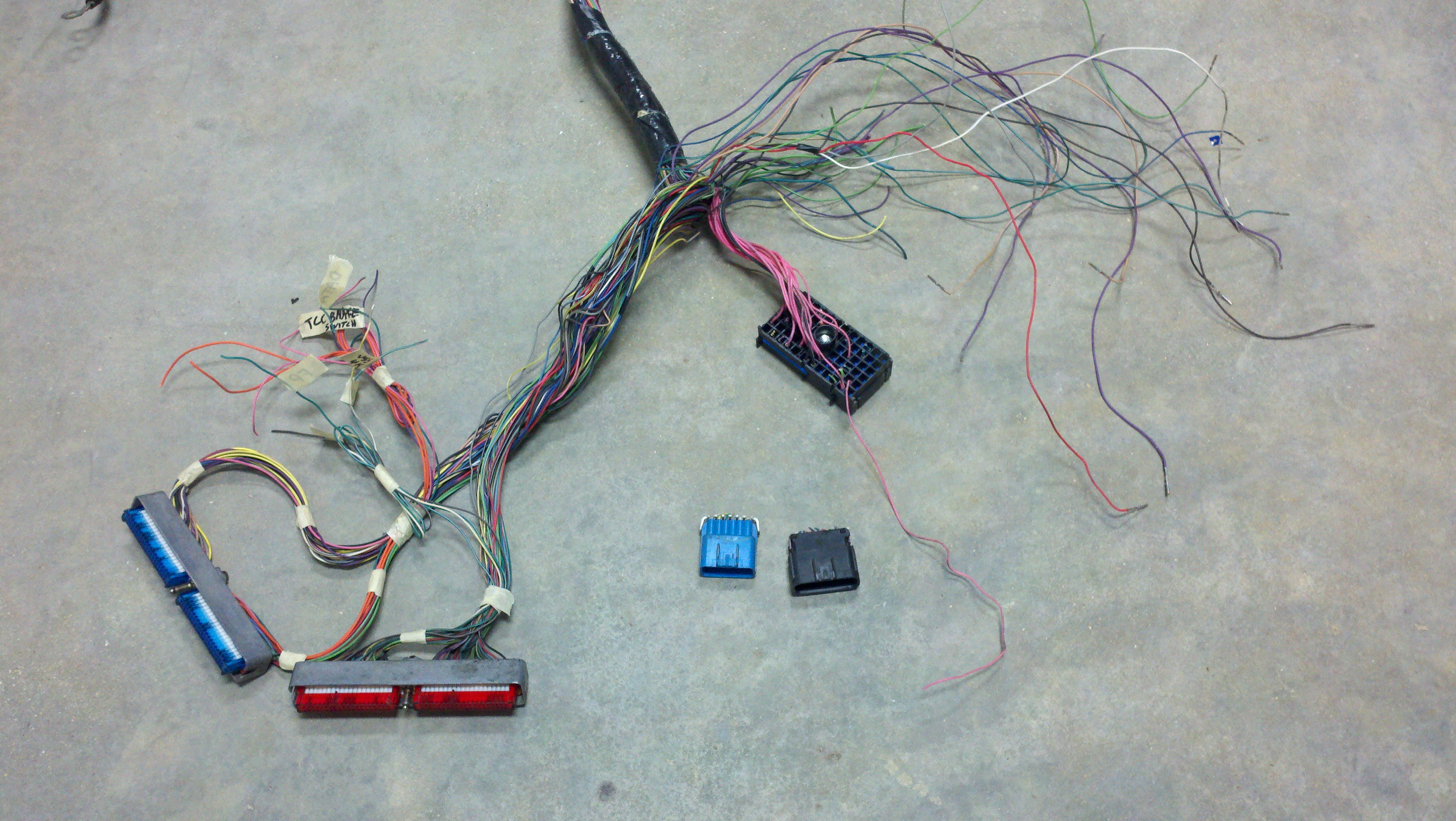 Ecm Wiring Harness Free Diagram For You 89 Tpi Picture Chevy Vortec Get Image About Motor